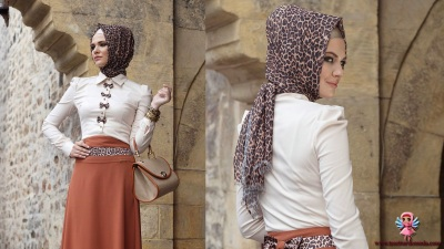 turkish hijab style 2015