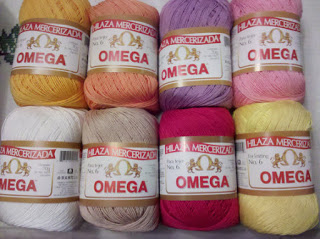 خيوط الحرير . خيوط القطن . crochet .