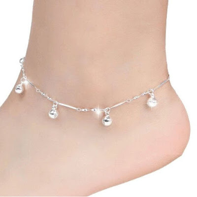 +29 Latest Awesome Crystal Anklets 2018 Popular Models For This Week