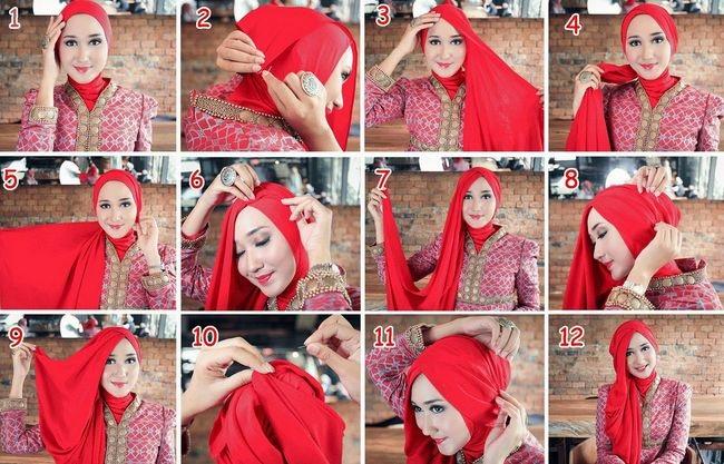أنماط الحجاب الحديثة وأشكالها العصرية