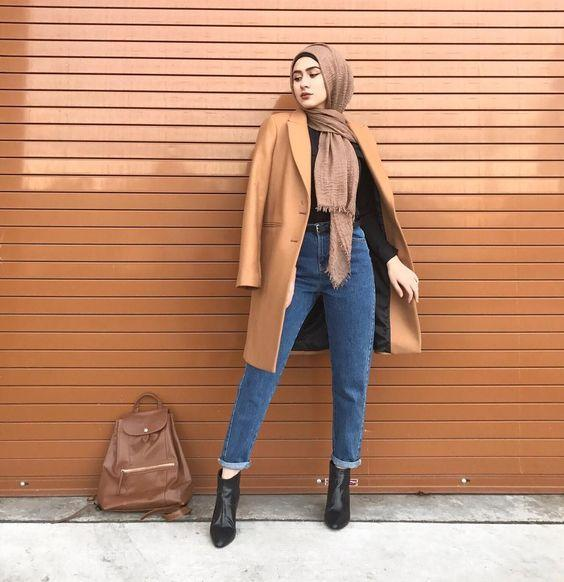Hijab-avec-un-pontalon-taille-haute-4