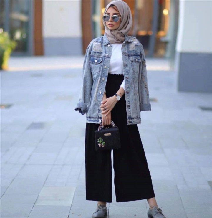 Hijab-avec-un-pontalon-taille-haute-6