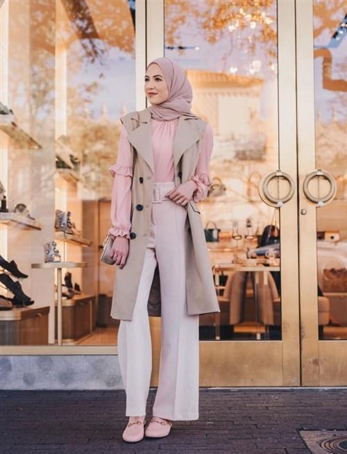 Hijab-avec-un-pontalon-taille-haute-7