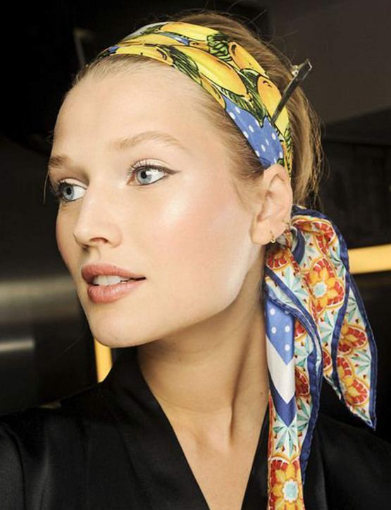 خدع جمالية تخفي عيوب الشعر الخفيف