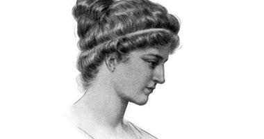 الفيلسوفة هيباتيا عالمة اسكندرانية كانت اول عالمة في التاريخ