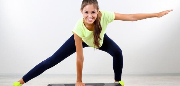 تمارين منزلية تساعدك على حرق الدهون وتخسيس الوزن وأنت في البيت