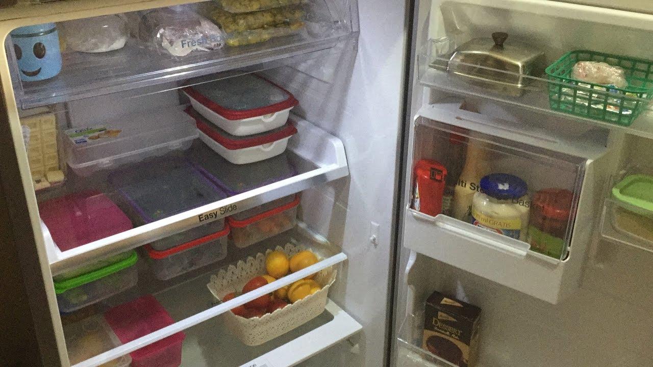 أفضل طريقة لترتيب الثلاجة