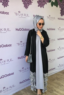 style abaya simple 2019