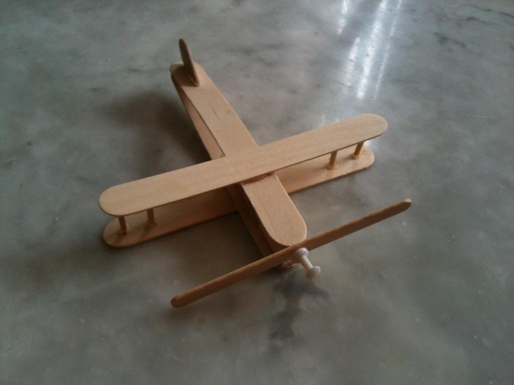 كيفية صناعة اعمال يدوية بالخشب بالصور