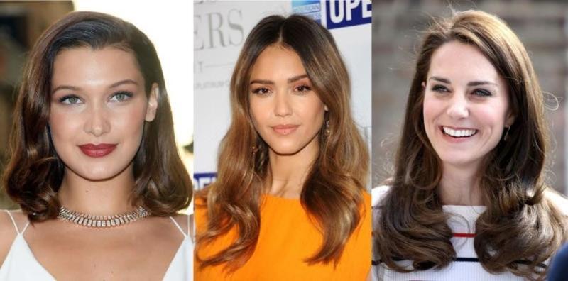 5 طرق مختلفة لفرق الشعر