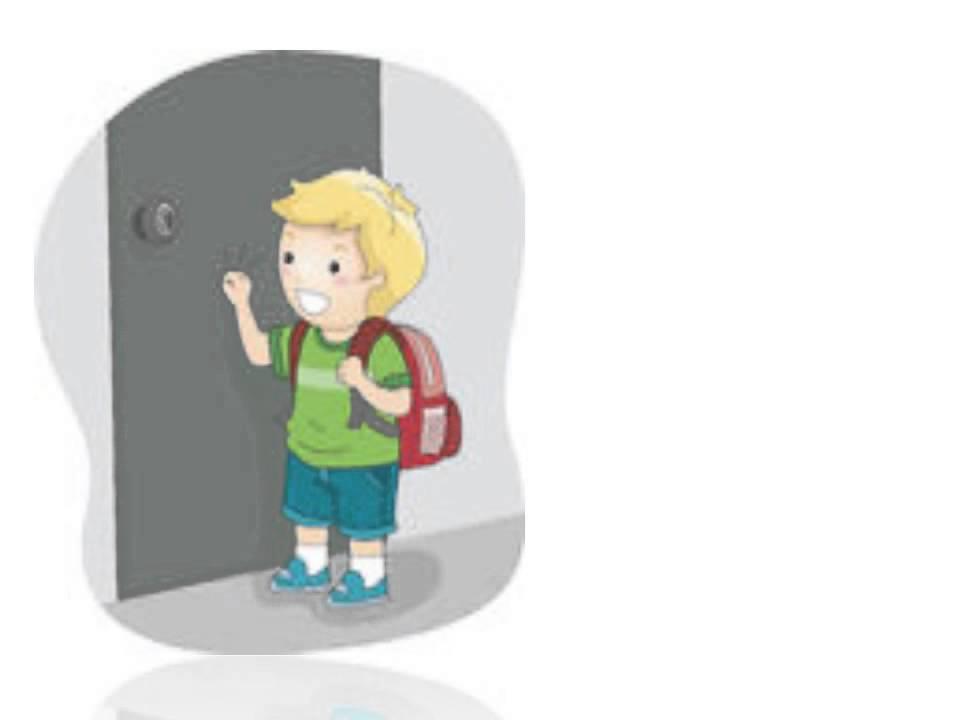 اتيكيت اداب الاستئذان للاطفال