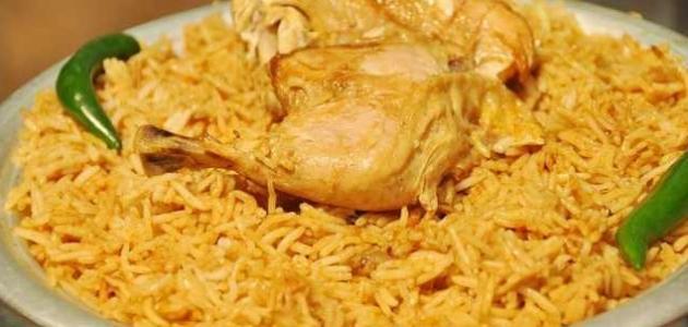 طريقة عمل مضغوط دجاج على الطريقة السعودية