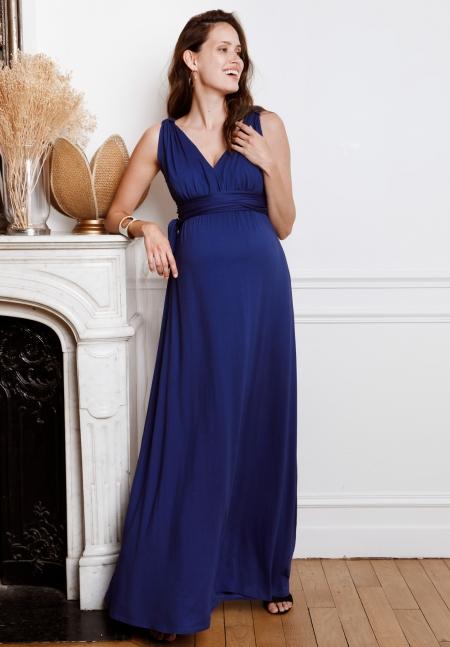 الأم الحامل.. كيف تختارين فستان مناسب لكِ؟