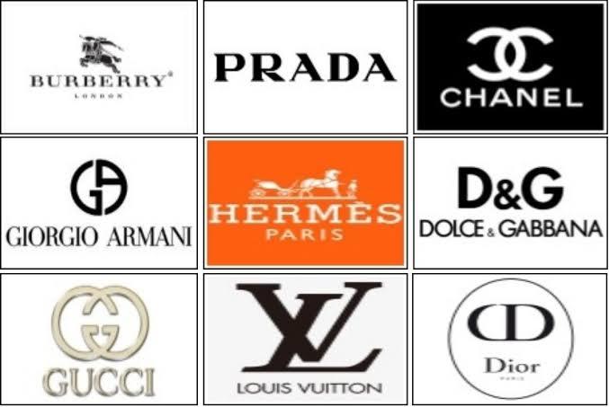 أشهر ماركات الملابس في العالم