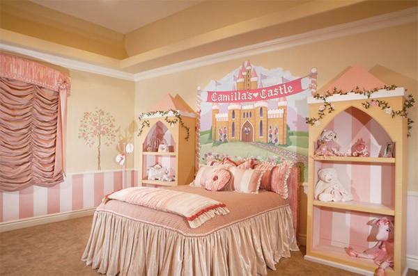 أحدث موديلات صور غرف نوم اطفال بنات 2020