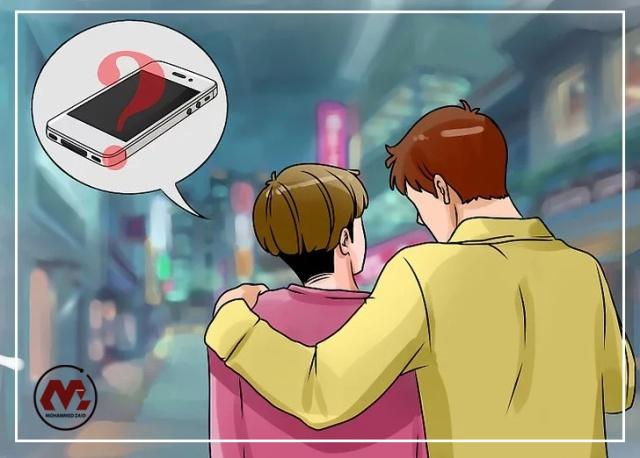 كيفية إقناع والديك بشراء هاتف محمول جديد لك